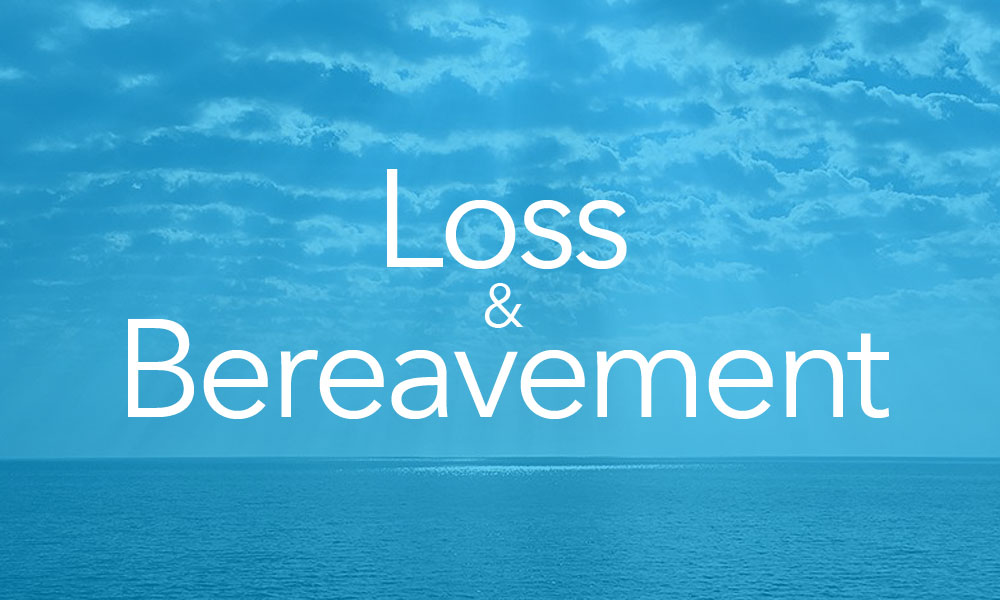 Bereavement and Loss Sessions