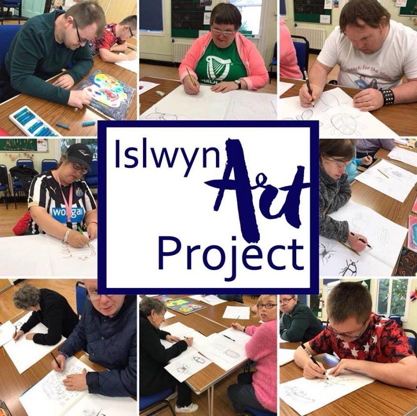 Islwyn Art Project - Summer Exhibition