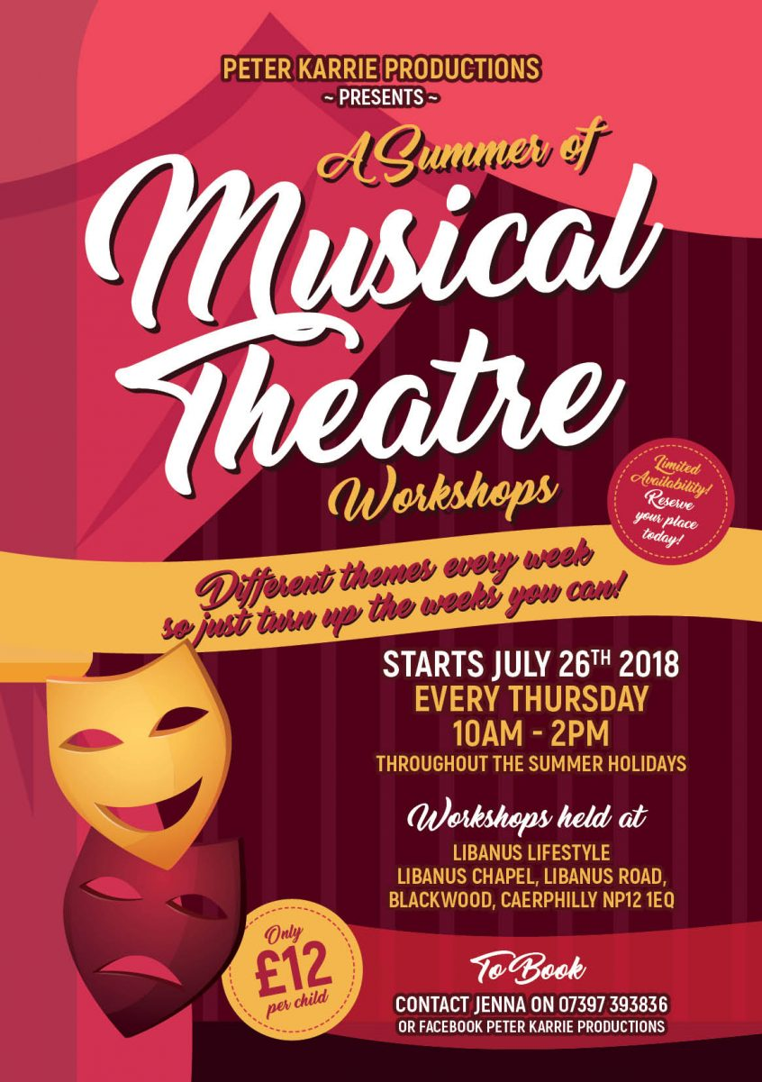 Peter Karrie Productions - A Summer of Musical Theatre