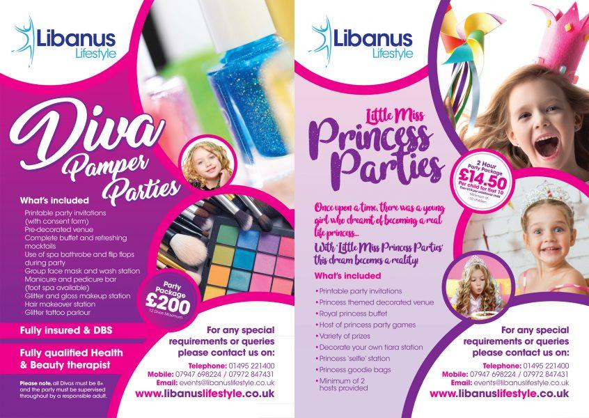 Princess & Diva Parties