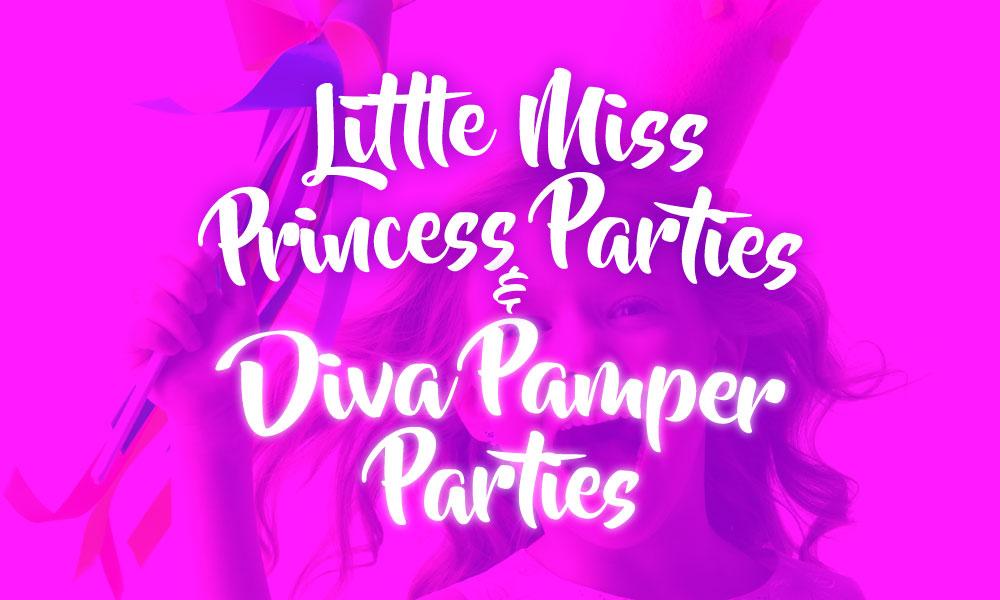 Little Miss Princess Parties